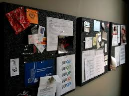 Office Bulletin Board Design Ideas