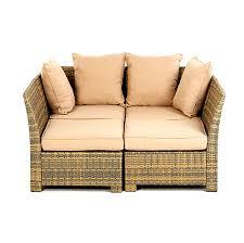 Boscovs Outdoor Furniture Cushions by Tidewater 6pc Wicker Modular Seating Set Boscov U0027s