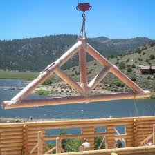 100 House Trusses Montana Timber