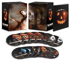 Halloween The Curse Of Michael Myers Cast by Amazon Com Halloween The Complete Collection Limited Deluxe