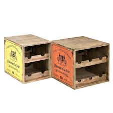 wooden telephone box wine rack box spring wine rack red post box