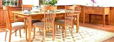 Cherry Wood Dining Room Table Chairs Sale Furniture