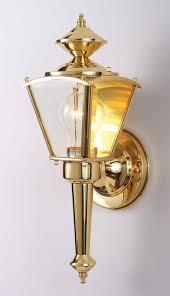 1 light polished brass outdoor wall sconce v9510 2 lighting depot