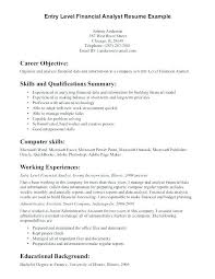Teacher Objectives For Resume Example Of An Objective On A