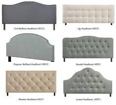 Amazon Super King Headboard by Upholstered Headboards Under 200 00 Danielle Oakey Interiors