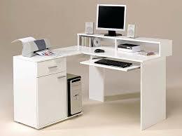 Small White Corner Computer Desk Uk by White Gloss Corner Computer Desk Uk Tag See The Small White