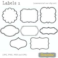 Free Printable Scrapbook Templates Labels Clip Art Images Royalty Layered In Scrapbooking To Print Scrapbo