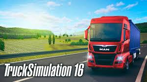 TruckSimulation 16 - IOS Android Simulation Game App Truck Trailer ...