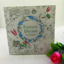 24 Pages Secret Garden Series Adult Coloring Books Fantasy Dream Time Travel Bird Magic Mirror Drawing Free DHL Fedex