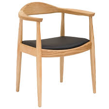 Hans Wegner Papa Bear Chair Replica by Hans Wegner Collection The Modern Source