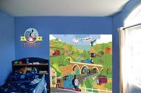 thomas the train bedroom decor small space office and bedroom