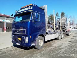 Used Volvo FH16 Logging Trucks Year: 2008 Price: $39,144 For Sale ...