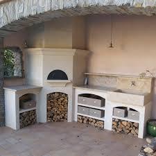 meuble cuisine exterieure bois meuble cuisine exterieure bois 1 cuisine d ete plan de travail