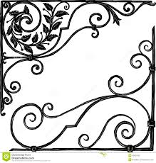 Architectural Decorations Stock Vector Illustration Of Ornament