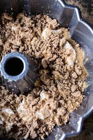 Nordic Ware Pumpkin Cake Pan Recipe by Cream Cheese Swirled Brown Sugar Pumpkin Coffee Cake Half Baked
