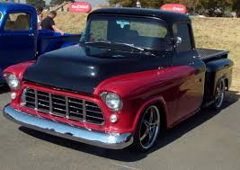 Pickups To Steal The Show | Lowvelder 51959 Chevy Truck 1957 Chevrolet Stepside Pickup Short Bed Hot Rod 1955 1956 3100 Fleetside Big Block Cool Truck 180 Best Ideas For Building My 55 Pickup Images On Pinterest Cameo 12 Ton Panel Van Restored And Rare Sale Youtube Duramax Diesel Power Magazine Network Ute V8 Patina Faux Custom In Qld