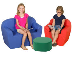 Seating Group Bentwood Chairs Kids Living Room Sofa Reading Classroom
