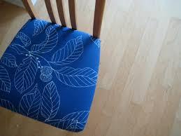 Denim Kitchen Chair Cushions Pads