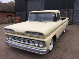 1960s Chevy Truck For Sale - Buy Used 1960 Chevrolet C10 Apache In ...