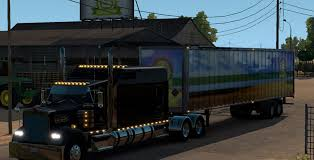 Kenworth W900 Truck Mod - American Truck Simulator Mod | ATS Mod Kenworth Trucks Wisconsin Announces Annual Vocational Truck Event Csm Used 2008 Kenworth W900 Triaxle Alinum Dump Truck For Sale In Pa Delivers First Urbanduty K370 Truck Fleet Owner Quality Repairs Services For Your Stereo Peterbilt Freightliner Intertional Big Rig Stock Photos Royalty Free Images Dreamstime Semi Vector Image Doodle Bug Mod Ats American Simulator Palfinger Pk 56002e W Jib On Knuckleboom Trader Pictures Of Custom Show Kw Hd Fitzgerald Glider Kits