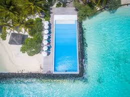 100 Maldives Infinity Pool Summer Island 2 Getting Stamped