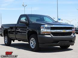 2018 Chevy Silverado 1500 WT RWD Truck For Sale In Pauls Valley OK ...