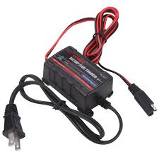 Car ATV Truck Motorcycle Battery Charger Maintainer 6v 12v Amp Volt ... Motorcycle Car Auto Truck Battery Tender Mtainer Charger 110v 5a Sumacher Extender 6volt Or 12volt 15 Amp Sealey Autocharge6s Vehicle 6v 12v 12v 10a Smart Automatic Electric Lead Acid Lcd 2a Sealed Rechargeable Fifth Gear Compact Portable 6 For Cars Vans 24v Charger With Charge Current Indicator 20a Boat Caravan 4wd Solar Es2500 Economy 12 Volt Booster Pac Es2500ke Soles2500ke Motor Suaoki 4 612v Fully Accsories Automotive Diy All Game