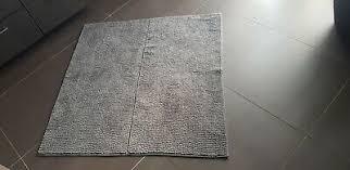 huis ikea toftbo duschmatte 60x120 cm grau matte vorleger