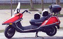 Maxi Scooteredit Honda CN250 Helix