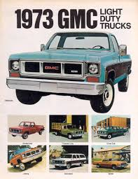 Car Brochures - 1973 Chevrolet And GMC Truck Brochures / 1973 GMC ... Car Brochures 1973 Chevrolet And Gmc Truck Zone Offroad 6 Lift Kit 2c23 Spencer101 1975 Silverado 1500 Regular Cab Specs Photos C10 Custom Deluxe Pickup For Sale Or Trade Lambrecht Classic Auction Update The Trucks Of The Sale More Is Never Enough 1979 Chevy K10 Lmc Life 30 Long Bed Pickup Truck Item 7286 1977 Hot Rod Network Crate Motor Guide To 2013 Gmcchevy Trucks Off Road Stepside Flareside Youtube Buildup Fixup Tour Photo Image Gallery