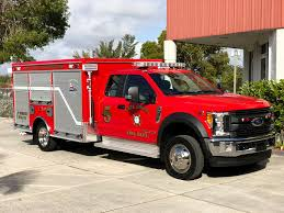 100 Light Duty Truck Rescue 12Ft Cape Coral Fire EVI Fire S
