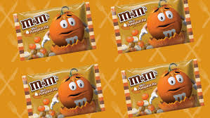 Mcdonalds Pumpkin Spice 2017 by New White Pumpkin Pie M U0026ms Are Already Here Today Com