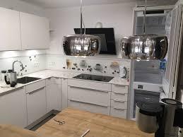 einbauküche küche mit insel inkl top elektro geräte