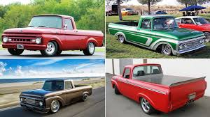 8 Facts You Didn't Know About The 61-63 Ford Unibody Trucks - Ford ... 1961 Ford Unibody Pickup Has A Hot Rod Attitude Network Midsize Trucks Dont Need Frames Honda Ridgeline Wins North American Truck Of The Year Rcostcanada 1962 5 Years Later F100 Trucks Pinterest And Cars Rock Solid Motsports Will Your Next Pickup Have Unibody The Scavenger Lb 2wd 6cyl 4 Spd Driver Front Stock Editorial Photo