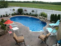 Small Backyard Decorating Ideas by Pool Designs For Sloped Backyards Ideas For Pool Party Games 25