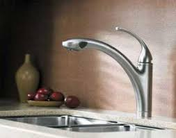 kohler k 10433 bn forte single control pullout kitchen sink faucet