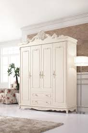 2016 verkauf nachttisch hochwertige europäischen stil große größe vier 4 doors kleiderschrank geschnitzte massivholz schlafzimmer schränke möbel
