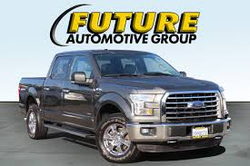100 Used Four Wheel Drive Trucks For Sale PreOwned 2016 D F150 XLT XLT In Roseville P86071 Future