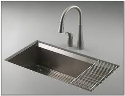 Kohler Kitchen Sink Protector by Sinks Glamorous Kohler Stainless Steel Sink Kitchen Sinks