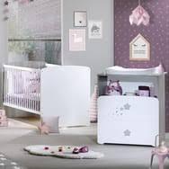 chambre bb pas cher chambre bébé complète pas cher à prix auchan