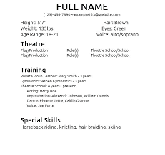 Computer Skills To Put On A Resume Example For Free Templates Sample