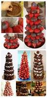 Kroger Christmas Tree Stand by Diy Chocolate Covered Strawberry Trees Food Page Pinterest