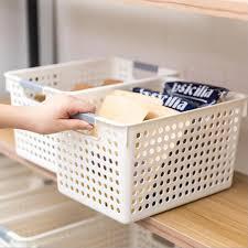 küche badezimmer aufbewahrungsbox aus kunststoff korb diverses schmal 29x13 5x12 5cm