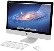 ordinateur de bureau apple pas cher apple imac me086f a desktops