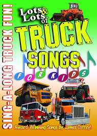 LOTS & LOTS Of Trucks Songs For Kids - DVD FREE Ship BRAND NEW KID ...