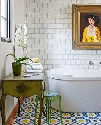 wonderful yellow bathroom floor tile for home design ideas with