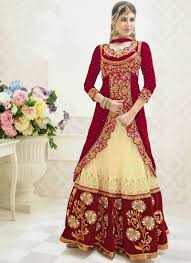 Latest Fancy Frocks Designs In Pakistan 2018