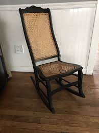 PRICE REDUCED! Antique Wood Rocking Chair With Cane Seat And Back ... Identifying Old Chairs Thriftyfun Highchairstroller Pressed Back Late 1800s Original Cast Wheels Antique Wood Spindle Back Rocking Chair Ebay Childs Cane Seat Barrel English Georgian Period Plum With Century Wirh Accented Arms Sprintz Original Birdseye Maple Hand Cstruction Etsy I Have A Victorian Nursing Rockerlate 1800 Circa There Are 19th 95 For Sale At 1stdibs Bentwood Wiring Diagram Database Hitchcock Chairish Oak Rocker And 49 Similar Items