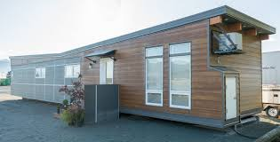100 Inexpensive Modern Homes Enkind Modular Laneway Vancouver