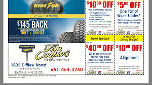 Cooper Tire Coupons Discounts / Mission Tortillas Coupon 2018